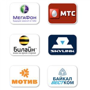 Операторы сотовой связи Кочубея