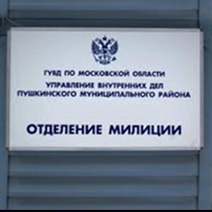 Отделения полиции Кочубея