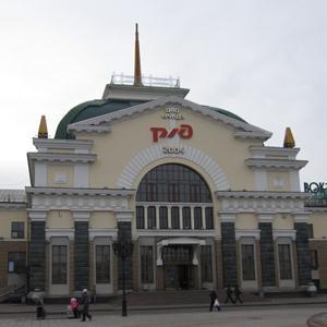 Железнодорожные вокзалы Кочубея